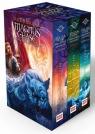Magnus Chase /  Bogowie Asgardu Pakiet Riordan Rick