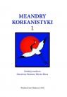 Meandry Koreanistyki 1