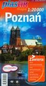 Poznań plan miasta