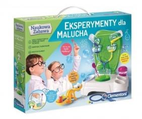 Naukowa Zabawa Junior: Eksperymenty dla Malucha (60597)