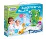 Clementoni, Naukowa Zabawa Junior: Eksperymenty dla Malucha (60597)