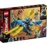 Lego Ninjago: Cybersmok Jaya (71711) Wiek: 8+