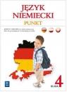 Punkt Język niemiecki Zeszyt ćwiczeń Klasa 4
