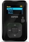 Odtwarzacz MP3 SANDISK 4 GB Sansa Clip+