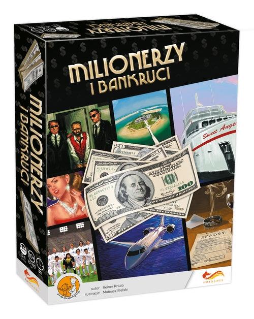 Milionerzy i bankruci (GRY000002) Knizia Reiner