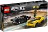 Lego Speed Champions: Dodge Challenger SRT Demon oraz 1970 Dodge Charger R/T