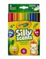 Markery zapachowe Silly Scents 6 kolorów CRAYOLA