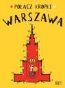 Połącz kropki Warszawa (Uszkodzona okładka)