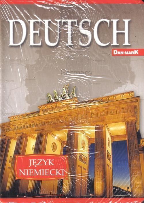 Zeszyt A5/60K/BR kratka Deutsch 10 szt.