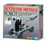 Zdalnie sterowany detektor metalu - robot (3297)