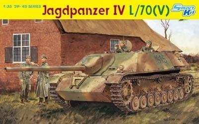 DRAGON Jagdpanzer IV L/7 0(V)