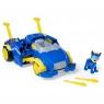 Psi Patrol Mighty Pups: Pojazd transformujący z wyrzutnią + figurka