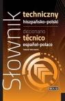 Słownik techniczny hiszpańsko-polski Weroniecki Tadeusz