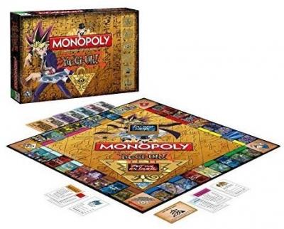Monopoly YuGiOh!