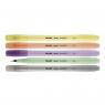 Cienkopis MILAN SWAY PASTEL FINELINER  0,4 mm, zestaw 5 szt. w etui (06180414PS)