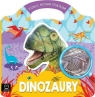 Dinozaury. Poznaję, nazywam, opowiadam