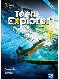 Teen Explorer 7. Podręcznik do języka angielskiego dla klasy siódmej szkoły podstawowej Angela Bandis, Diana Shotton