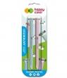 Długopis usuwalny Uszaki Pastel 0,5mm, 2 szt. - niebieski (444574)