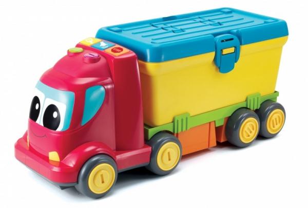 Grająca ciężarówka z warsztatem (1163397N)