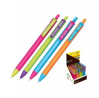 Długopis GR-590M niebieski (48szt) GRAND