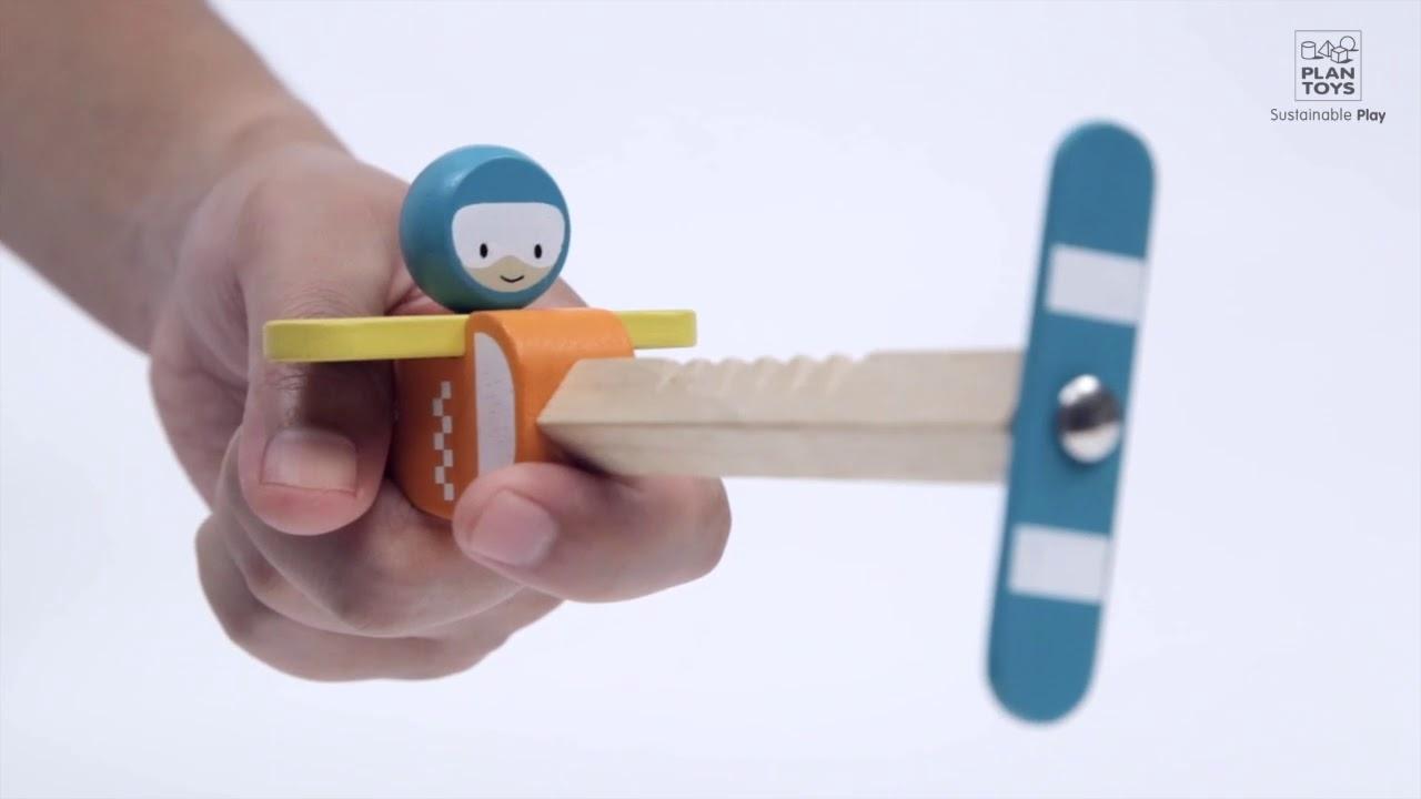 Samolot Spin'N'Fly (PLTO-5197)