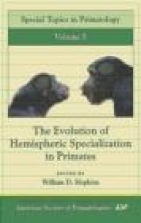Evolution of Hemispheric Specialization in Primates