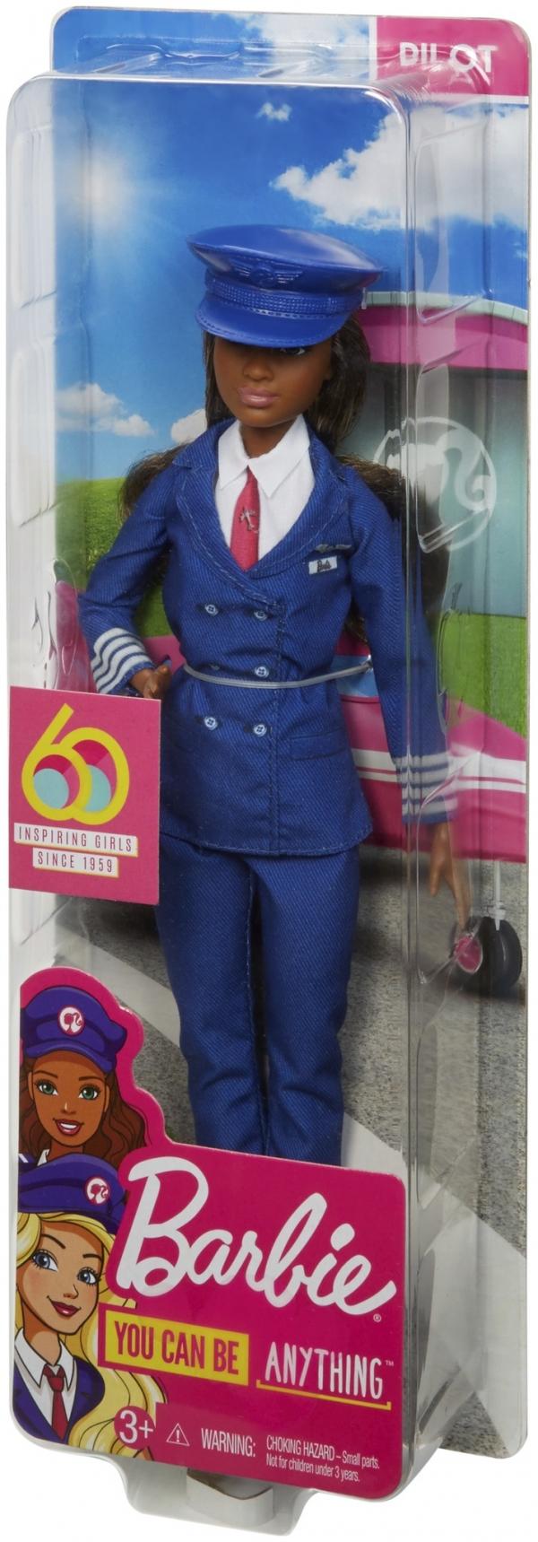 Barbie 60 urodziny: Lalka Pilot