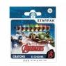Kredki woskowe 12 kolorów Avengers