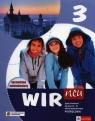 Wir neu 3 Podręcznik z płytą CD