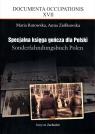 Specjalna księga gończa dla Polski. Sonderfahndungsbuch Polen
