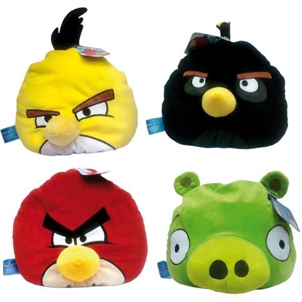 Angry Birds Poduszka pluszak, 31cm