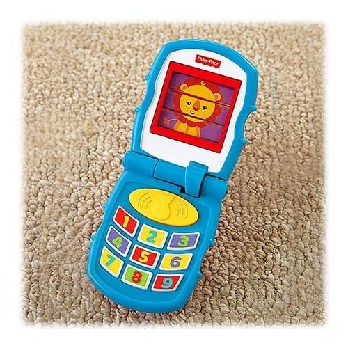 Telefonik dźwiękowy z klapką (Y6979)
