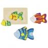 Układanka warstwowa: rybki (57897)