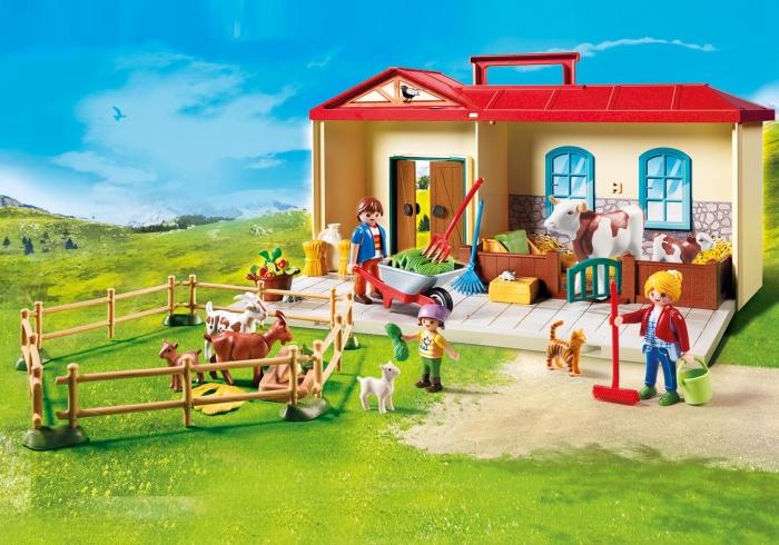 Przenośne gospodarstwo rolne (4897)