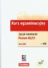 Kurs egzaminacyjny Język niemiecki Poziom B2/C1 Test DSH + 2CD  Mozer Isolde