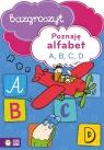 Poznaję alfabet A B C D Bazgroszyt