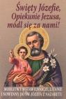 Święty Józefie, Opiekunie Jezusa, módl się za nami!