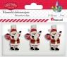 Klamerki dekoracyjne Mikołaj (414483)