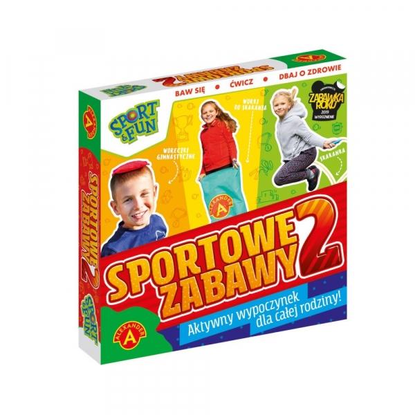 Sport&Fun - Sportowe Zabawy 2 (2403)