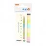 Zakładki indeks. papierowe mix 6 kol. neon Eco