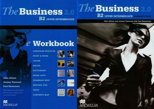The Business 2.0 Upper Intermediate Student's Book Allison John, Townend Jeremy, Emmerson Paul