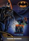 Batman  Piaskowe malowanki  (0897)
