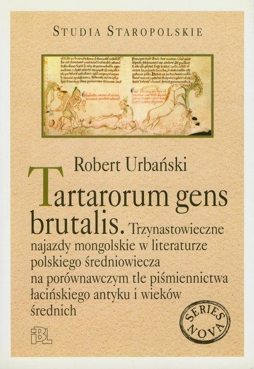 Tantarorum gens brutalis Urbański Robert