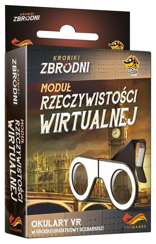 Kroniki Zbrodni Moduł Rzeczywistości Okulary VR