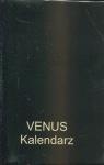 Kalendarz 2019 kieszonkowy Venus czarny