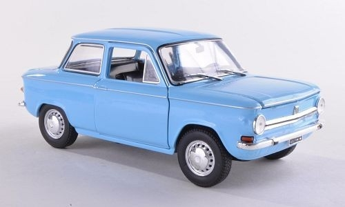 NSU Prinz 4L 1970 (light blue)
