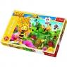 Puzzle Maxi 24: Pszczółka Maja - w świecie pszczółki Mai (14297)