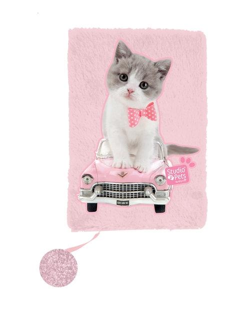 Pamiętnik pluszowy Studio Pets (PET-3670)