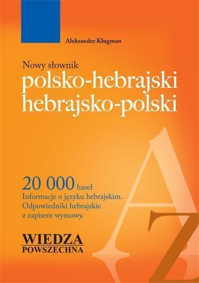 WP Nowy słownik polsko-hebrajski-polski Aleksander Klugman
