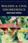 Walden & Civil Disobedience Thoreau Henry David